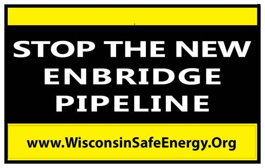Stop the New Enbridge